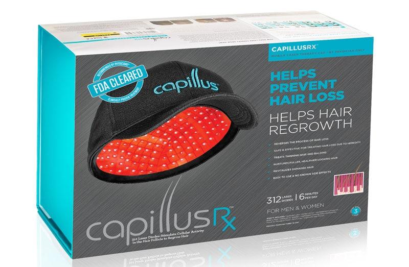 Capillus 312 at Laser Cap Me