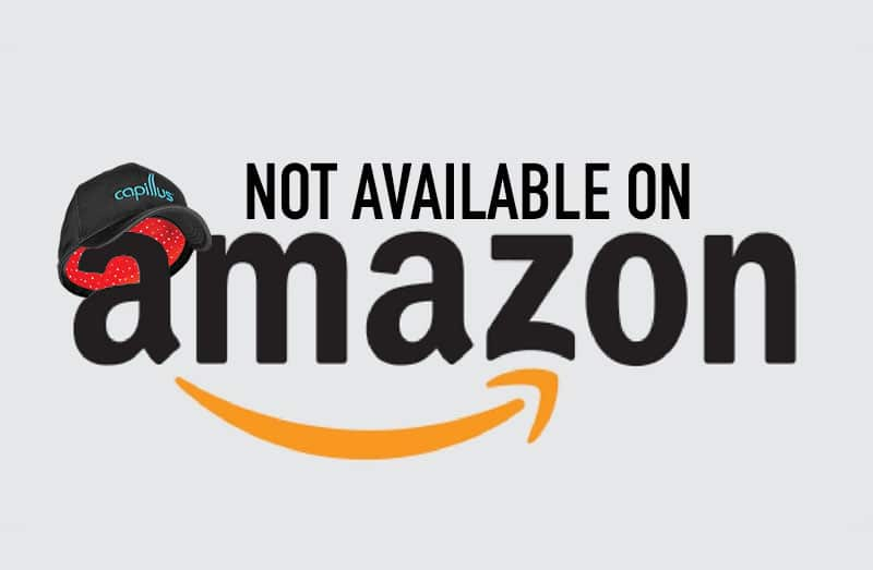Capillus RX 312 not available on Amazon