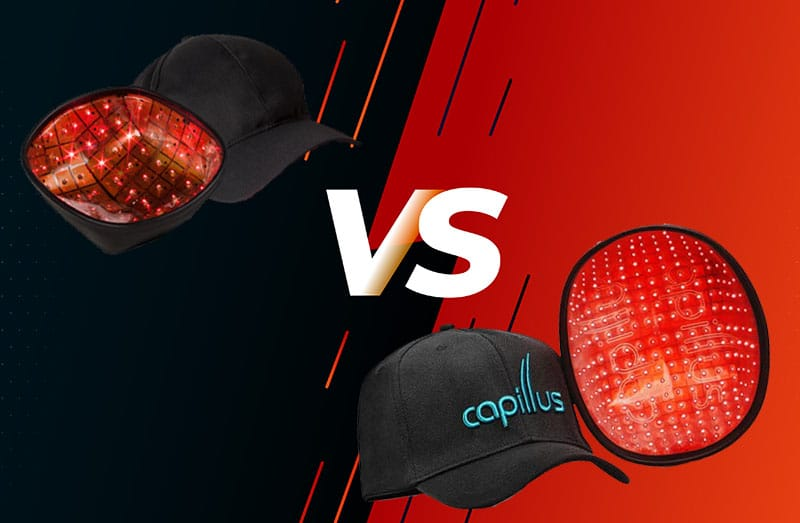 Laser Cap vs Capillus: Is There a Difference?