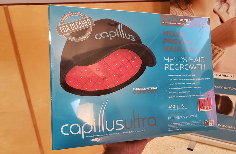CapillusRX 312 vs. CapillusUltra – What's Best for Me?