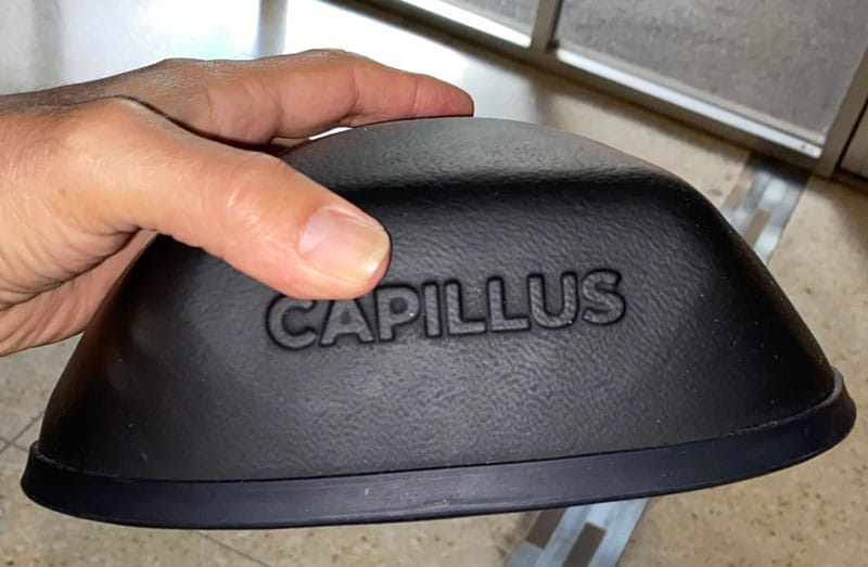The Capillus hair cap LLLT system