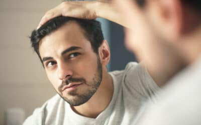 The Capillus Lasercap May Help Stop Your Hair Loss